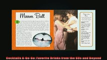 READ book  Cocktails AGoGo Favorite Drinks from the 60s and Beyond  FREE BOOOK ONLINE