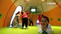 Une bulle musicale à la crèche pour ouvrir les enfants au monde