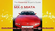 READ book  Mazda MX5 Miata Mk1 198997  Mk2 19982001 The Essential Buyers Guide READ ONLINE