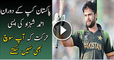 See What Ahmed Shehzad Did After Getting Out in Pakistan Cup   PNPNews.net