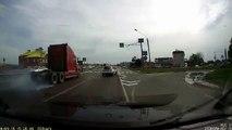 Amazing Truck Accidents & Crash | Compilation d'accidents de camion n°23 | Avril 2016