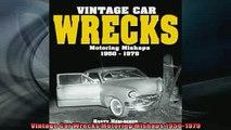 Free PDF Downlaod  Vintage Car Wrecks Motoring Mishaps 19501979  DOWNLOAD ONLINE