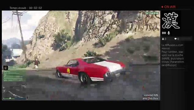 Diffusion PS4 en direct de Slytom11