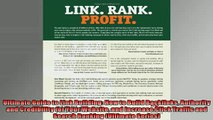 Free PDF Downlaod  Ultimate Guide to Link Building How to Build Backlinks Authority and Credibility for Your  FREE BOOOK ONLINE