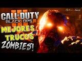 Mejores Trucos y Consejos nuevos de COD Black Ops 3 Zombies Trampas, Tips, Cheats zombis sobrevivir