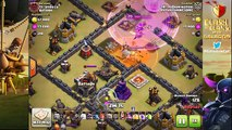 Clash of Clans ♦ Town Hall 9 WAR ♦ 3-Star Wins! ♦ CoC ♦