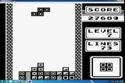 Tetris Gameboy 168 Lines