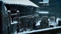 Game of Thrones 6x01 - Alliser Thorne negotiates with Davos
