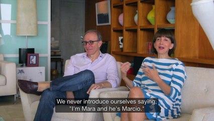 Mara and Marcio Fainziliber
