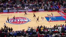 """Kyrie Irving Says """"bye-bye"""" to Detroit 
