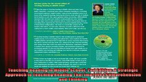 READ book  Teaching Reading in Middle School 2nd Edition A Strategic Approach to Teaching Reading Full EBook