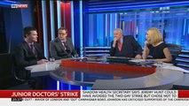Doctors Debate The Junior Doctors Strike