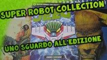 Uno sguardo all'edizione Super Robot Collection (corriere dello sport/tutto sport)