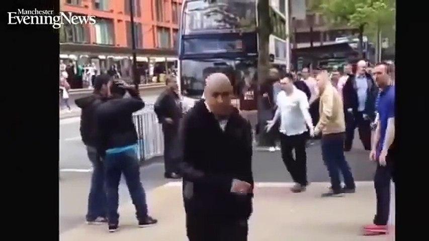 Άγριο ξύλο μεταξύ Ισλαμιστών και Άγγλων