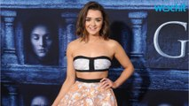 Maisie Williams Reflects on Playing Arya Stark Going Blind