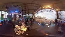 Rock Concert in Rio de Janeiro Brazil (360° Video)