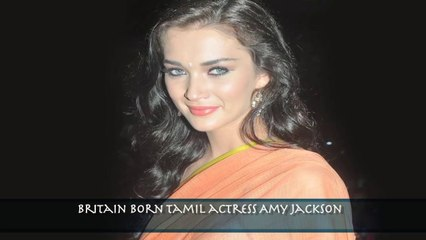 Amy Jackson Hot Topless Photos Leaked