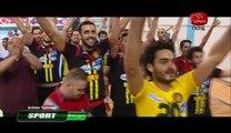 HTV Souiaa Sport - Volleyball - ESS 0-3 EST - l'Espérance Sportive de Tunis championne de Tunisie pour la 17ème Fois
