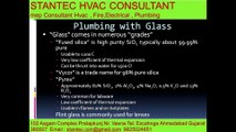 569 - Plumbing with glass -Stantec HVAC Consultant 919825024651