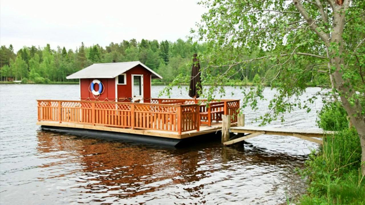 23 Hot Home Sauna Designs
