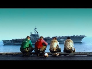 See What Life Is Like On A US Navy Carrier | Military Insider