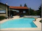 Vue Pyrénées - 127 m² + piscine - 343.000 €