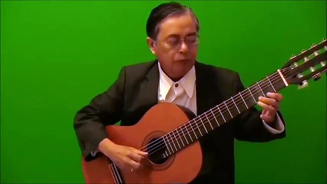 Canon in D Guitar Solo by The Ocdamia Strings
