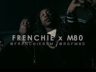 Frenchie feat. M80 - Hit The Ground