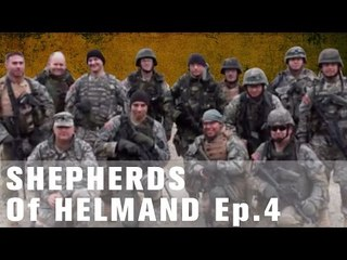 First Challenges of Training the Afghan National Army | Shepherds Of Helmand, Ep. 4