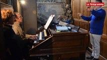 """Vannes. """"Cuivres, orgue et percussions"""" à la cathédrale"""