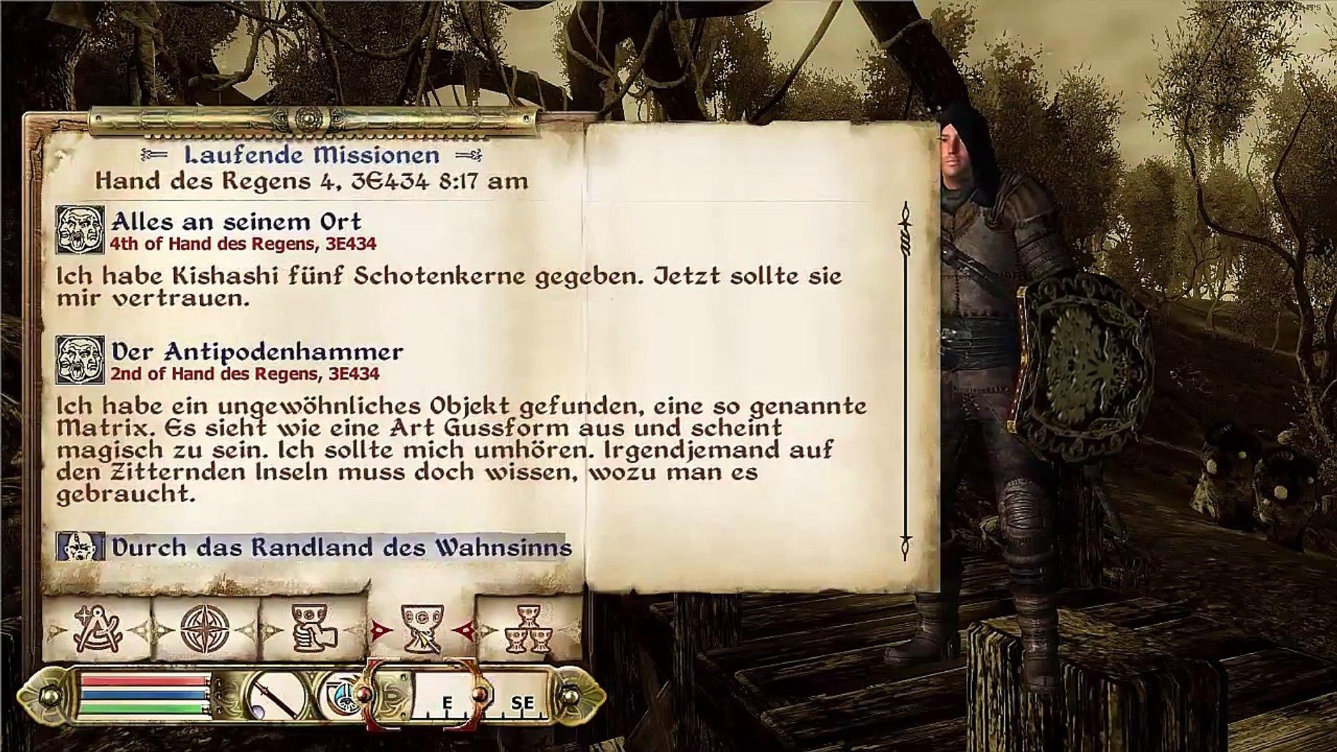 Eiferer sind schwache Gegner    Let's Play TES IV: Oblivion #279 [Shivering  Isles]