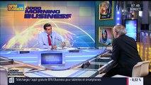 """""""Le nucléaire fait partie des domaines d'excellence de la France"""", Pierre Gadonneix - 26/04"""