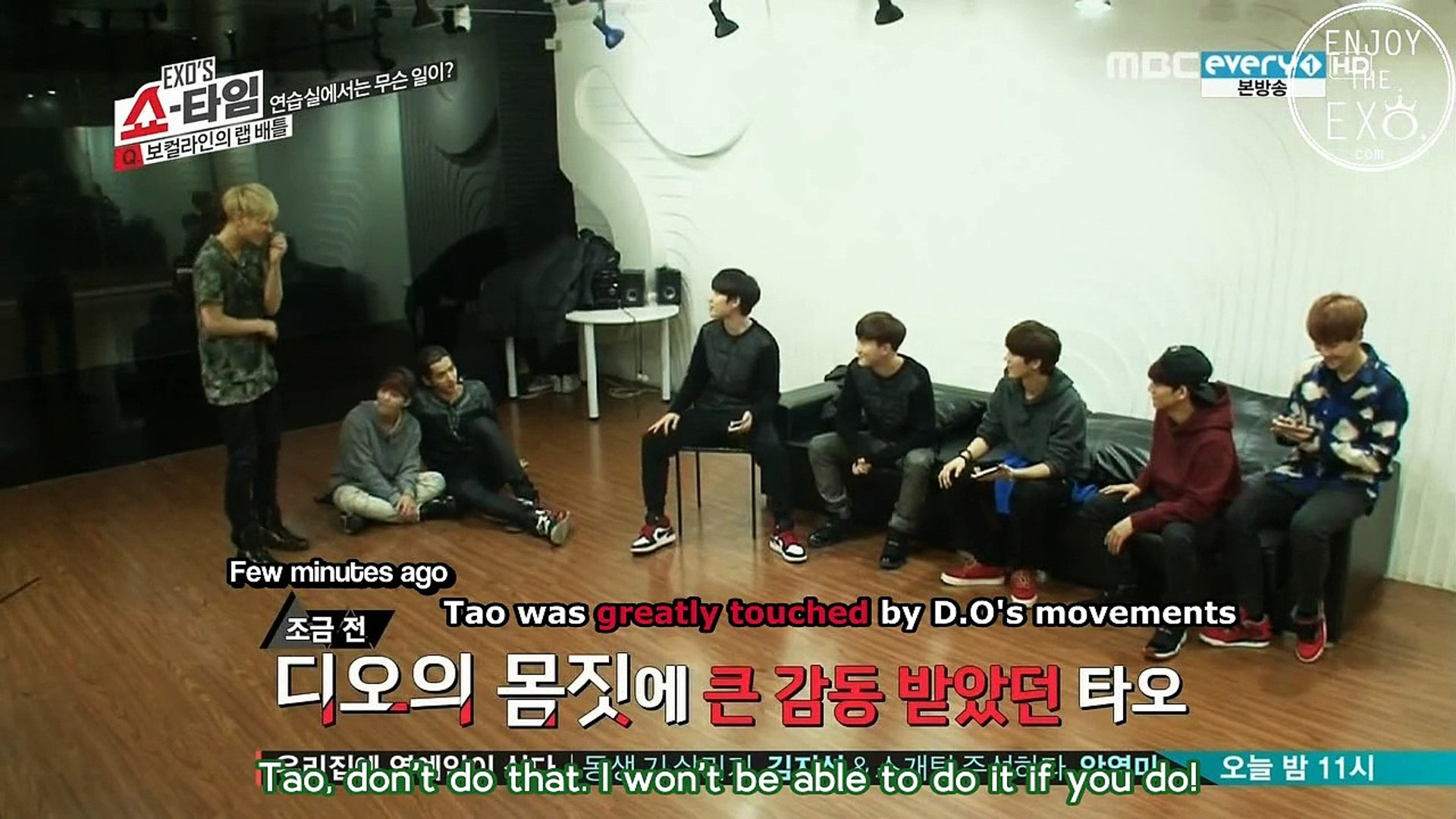 [ENGLISH SUBBED] EXO Showtime Episode 9