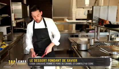 Le dessert fondant de Xavier