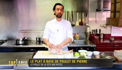 Le plat à base de poulet de Pierre