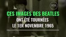 Beatles : des images inédites ressortent 50 ans plus tard