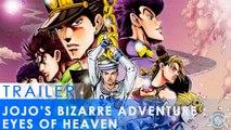 Jojo s Bizarre Adventure Eyes of Heaven - PS4 - Stardust Crusaders (Chapter 3 Trailer)