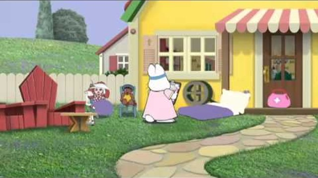 Max & Ruby - Max's Pinata / Ruby's Movie Night / Doctor Ruby - 71