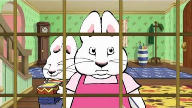 Max & Ruby - Max and the Magnet / Ruby's Parrot Project / Max's Spaghetti - 76