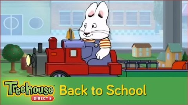 Max & Ruby: Engineer Max/Max's Toy Train/Max's Train Ride - 65