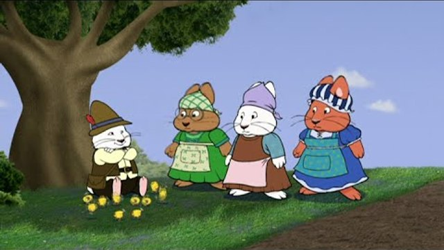 Max & Ruby - The Bunny Who Cried Lobster / Max and The Three Bears / Little Ruby Hen - Ep.59