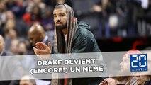 Drake devient (encore!) un mème avec la pochette de son nouvel album
