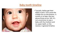 Guide to Teething Symptoms and Remedies