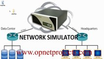 OPNET NETWORK SIMULATOR output - video dailymotion