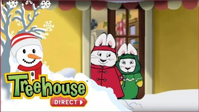 Max & Ruby - Grandma's Present / Max And Ruby's Christmas Tree / Max's Snow Plow - 28