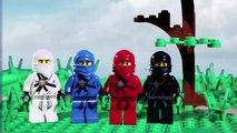 LEGO® Ninjago How Lloyd Became the Green Ninja Stop Motion