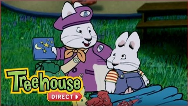 Max & Ruby - Ruby's Panda Prize / Ruby's Rollerstakes / Ghost Bunny - 18