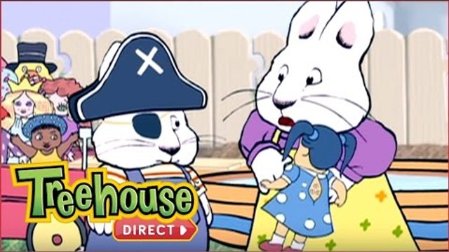 Max & Ruby - Ruby's Tea Party / Max Is It / Ruby's Science Projet - 17