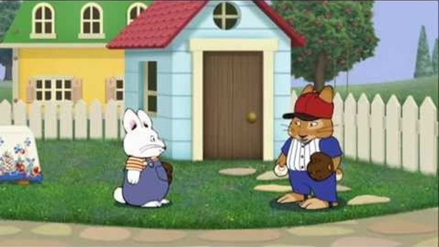 Max & Ruby - Ruby Gets the Picture / Ruby's Birdie / Max Plays Catch - 55