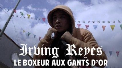 Irving Reyes, le boxeur aux gants d'or - Santa Muerte 1x04